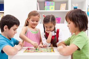 Games in Primary School