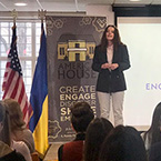 Щорічні змагання National Public Speaking Competition 2018