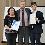 Вручення сертифікатів Рearson Тest of Еnglish General в школі №173