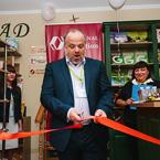 Відкриття книжкового магазину The Globe Bookstore в Одесі