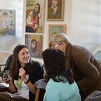 16-19 жовтня освітньо-методичний центр «Дінтернал Ед'юкейшн» був співорганізатором «Креативного кампусу» - ініціативи спільноти «Вище»