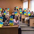 Cемінар в Інституті післядипломної педагогічної освіти КУ ім. Б. Д. Грінченка