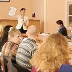 Серія семінарів зі Світланою Сорочинською у місті Запоріжжя